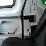 New Ford Transit Automatic Door