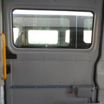Automatic Door System With Emergency Exit